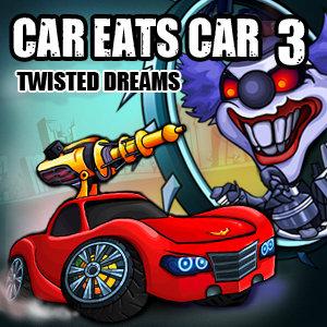 Car Eats Car 3 Full Walkthrough