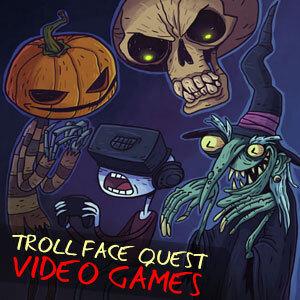 Troll Face Quest: Video Games Full Walkthrough