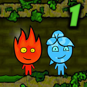 Fireboy & Watergirl: The Forest Temple - Online Game | Kizi