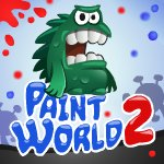 PaintWorld 2: Monsters