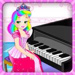 Princess Juliet Piano Lesson