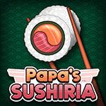 Papha Sushi Yapıyor