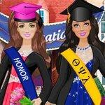 Barbie and Friends Graduation