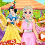 Ice Queen Surprise Birthday Party