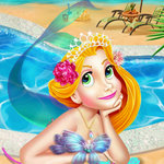 Rapunzel Sweet Vacation!