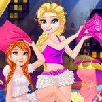 Ellie and Annie Pijama Party