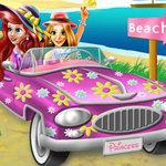 Princesses Beach Trip
