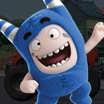 Oddbods Monster Truck